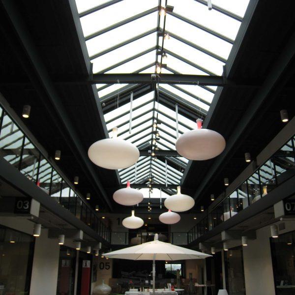 Estetische lichtstraten